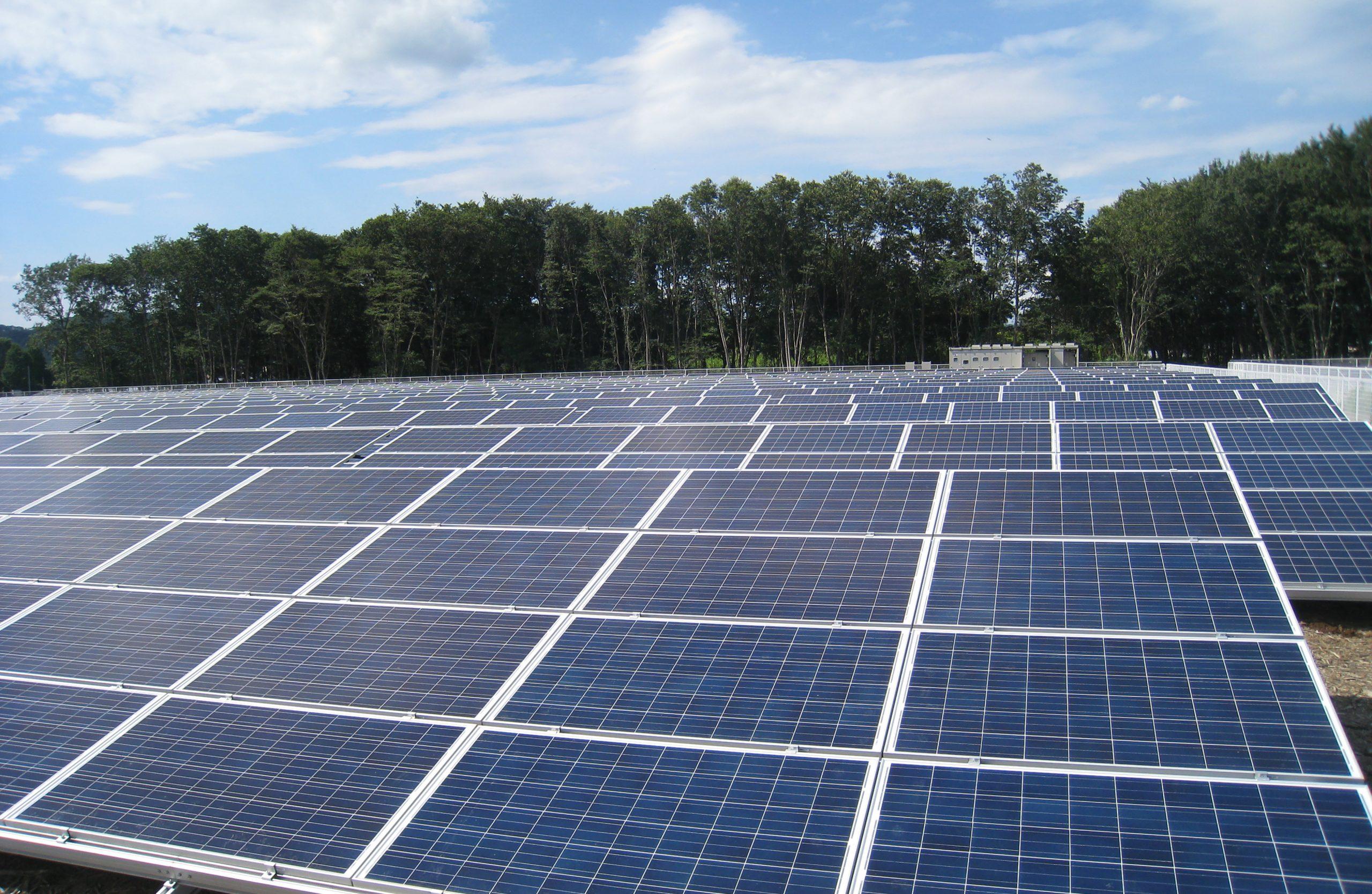 EPC(産業用太陽光発電)