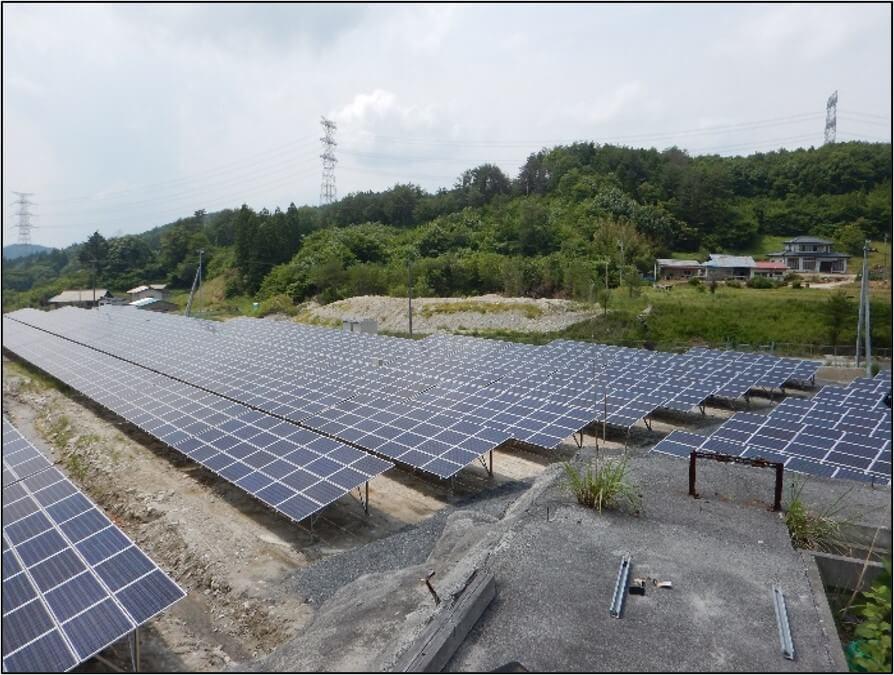 平田村第1太陽光発電所