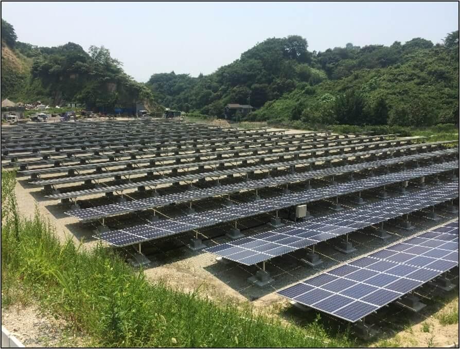 松山第1太陽光発電所