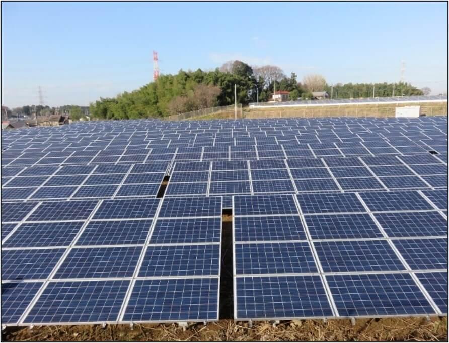 野田第1太陽光発電所