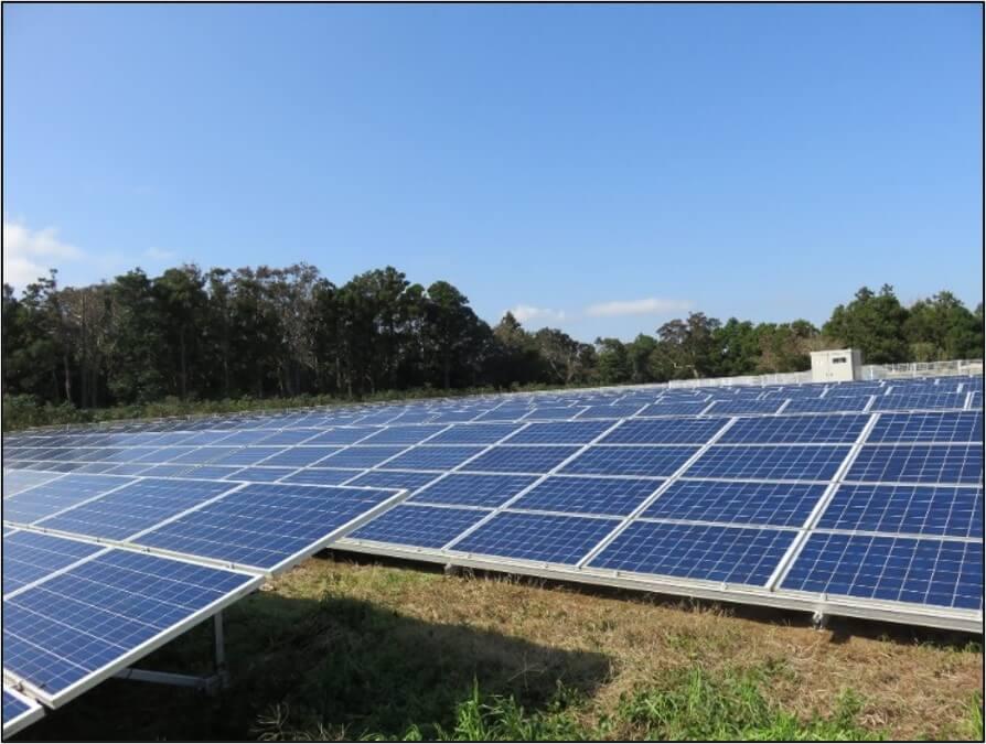 旭市横根太陽光発電所