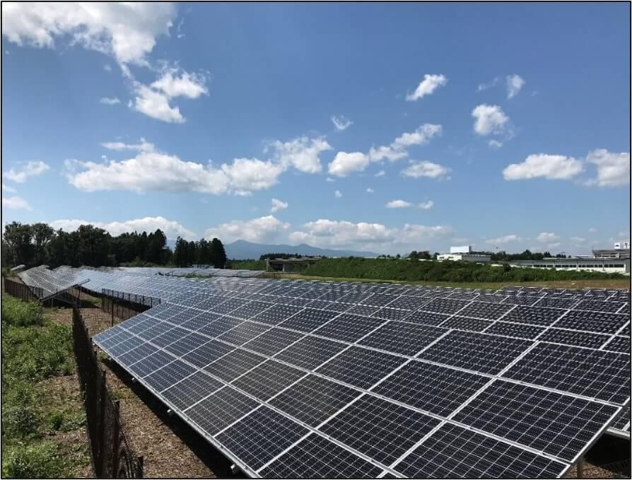 奥州西舘太陽光発電所
