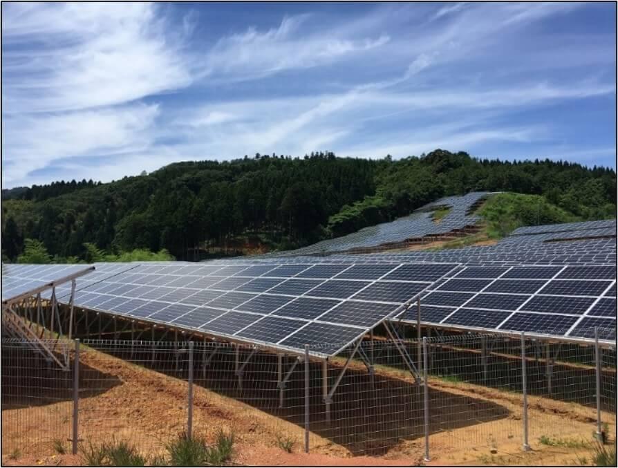 福井県福井市太陽光発電所