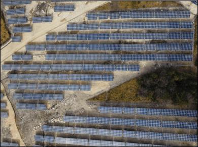 岡山第1太陽光発電所