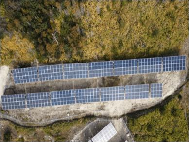 岡山県低圧太陽光発電所