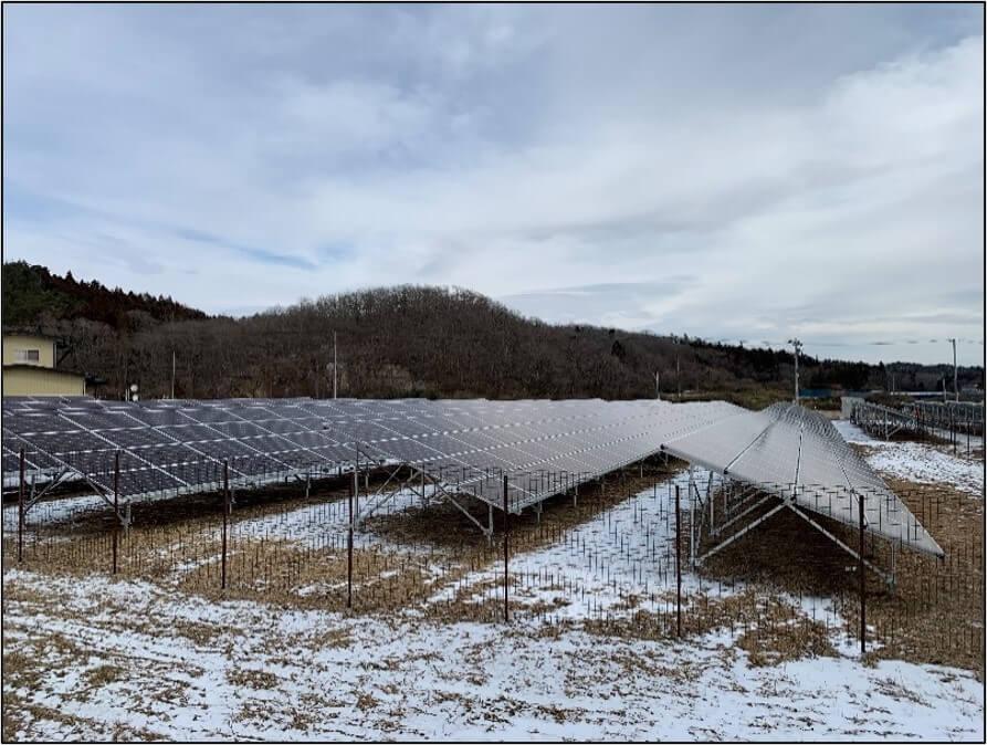 大和吉田太陽光発電所